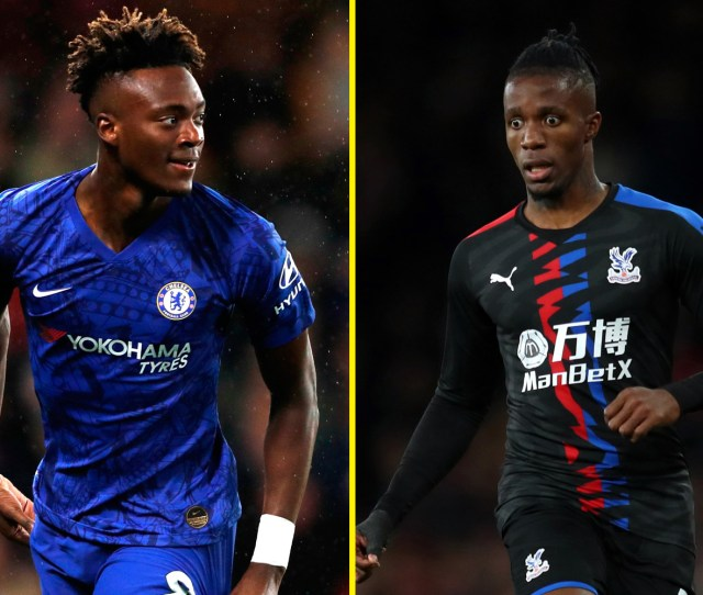 Chelsea Vs Crystal Palace Commentary Pulisic And Abraham On