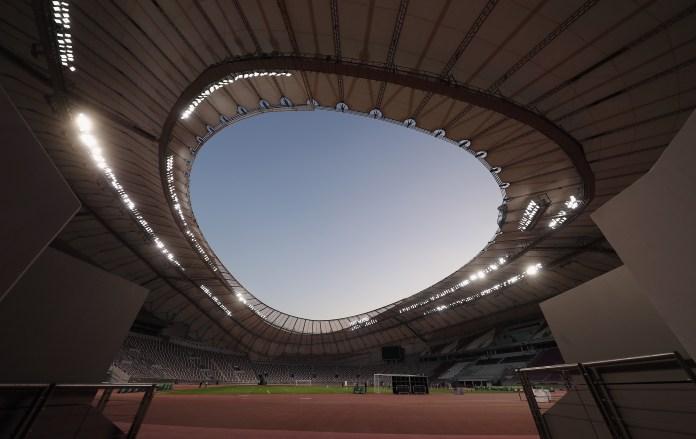 O Estádio Internacional Khalifa será usado durante a Copa do Mundo de 2022