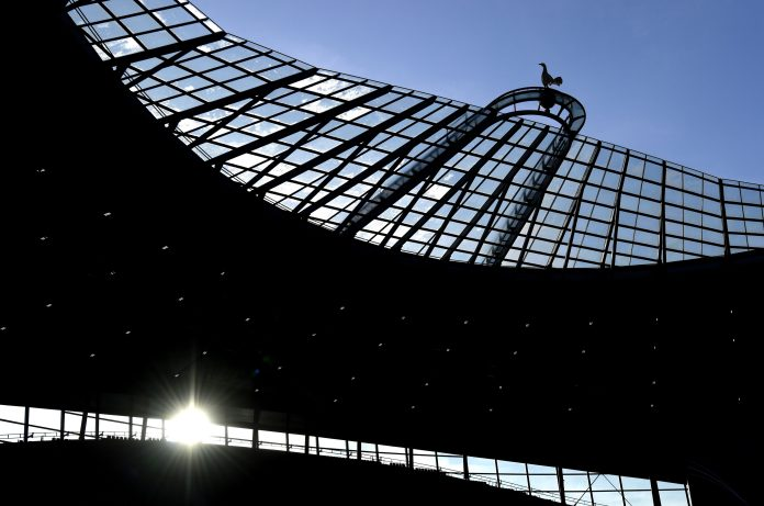 The stunning Tottenham Hotspur Stadium opened last April after a FIVE-month delay