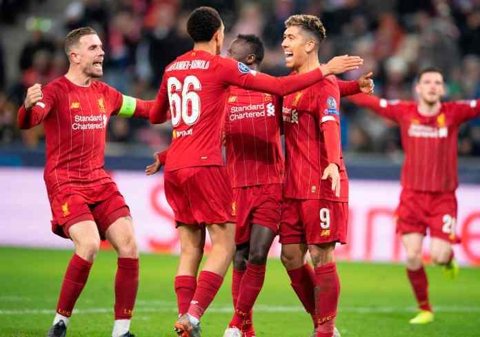 Liverpool came through a tough test in Austria to reach the last-16