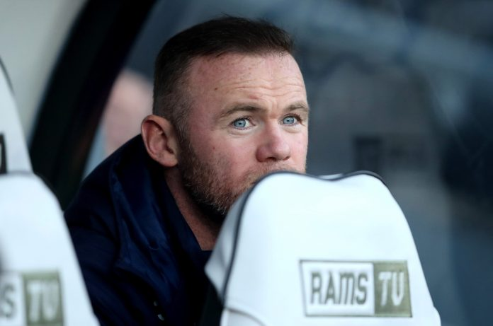 Wayne Rooney is a player-coach at Derby