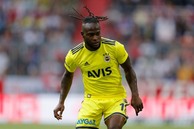 Moses is currently on loan at Turkish club Fenerbahce
