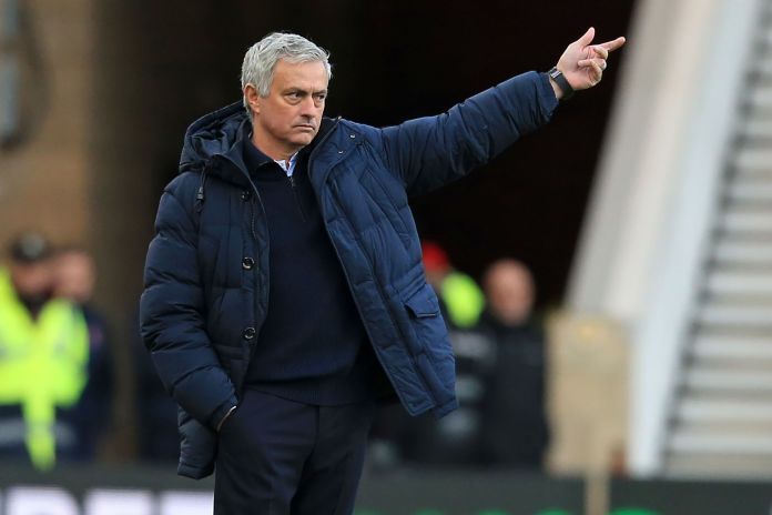 Jose Mourinho was sacked by Man United in December 2018
