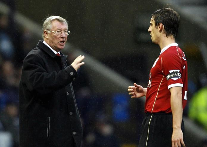 Sir Alex Ferguson won 13 Premier League titles with Man United