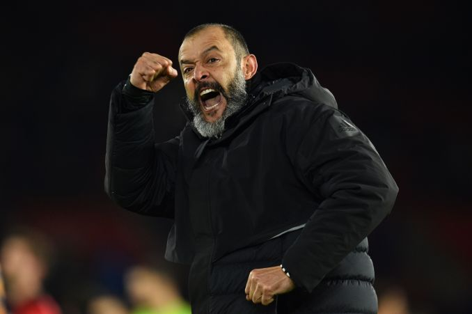 Nuno Espirito Santo wants another crack at the Europa League – and they could still win this year's competition!