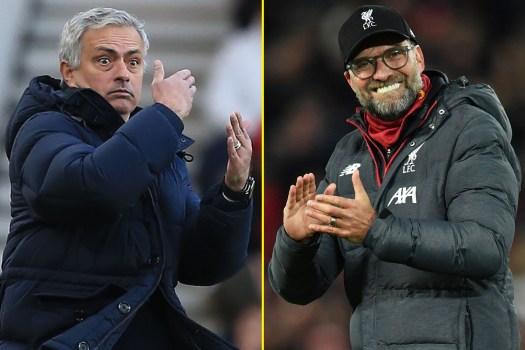 Tottenham vs Liverpool LIVE on talkSPORT: Team news, kick ...