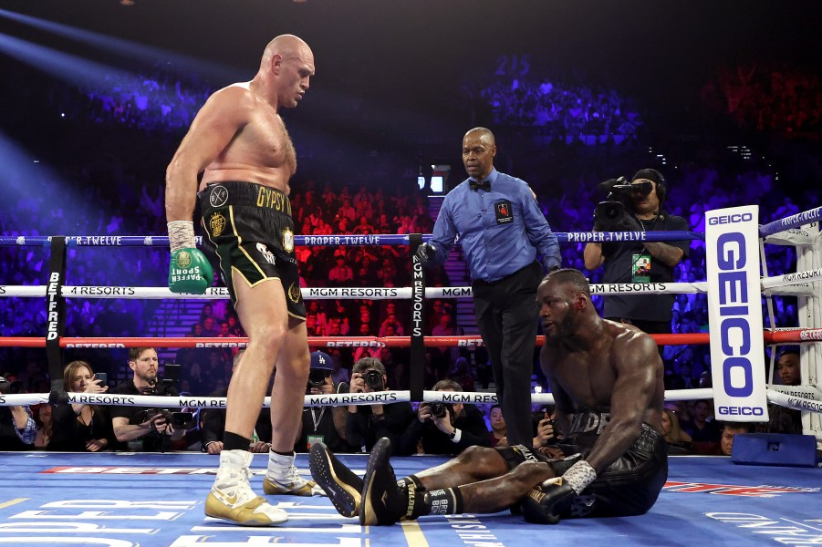 Boxing News: Tyson Fury Vs Deontay Wilder 3 Reportedly Now Scheduled For October 3Rd In Las Vegas