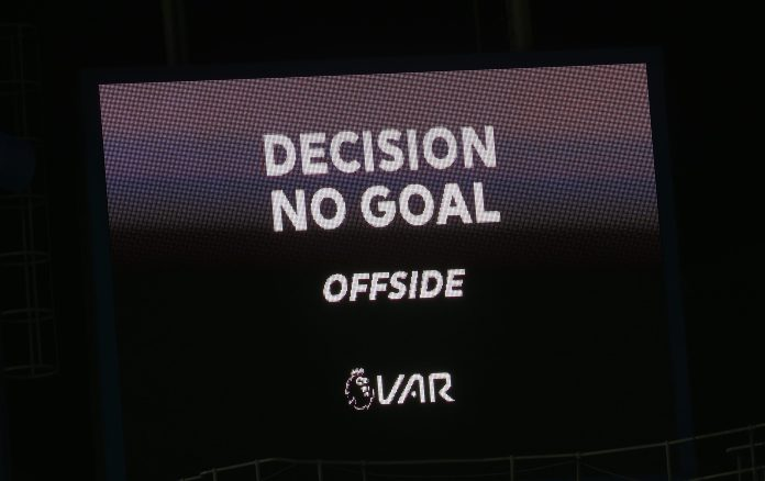 VAR was the main talking point during Man United's victory over Chelsea on Monday
