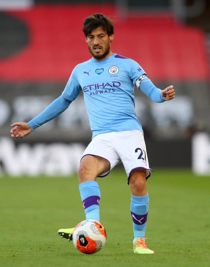 Silva is one of the Premier League's greatest ever players but doesn't have the individual accolades to show for it