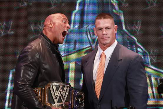 Inside The Rock vs John Cena 'Once in a Lifetime' at WrestleMania and why it happened just the following year