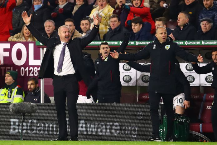 Woan has been Sean Dyche's assistant since 2012