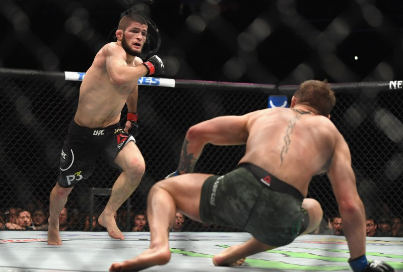 The Russian bullied McGregor under the guidance of Mendez