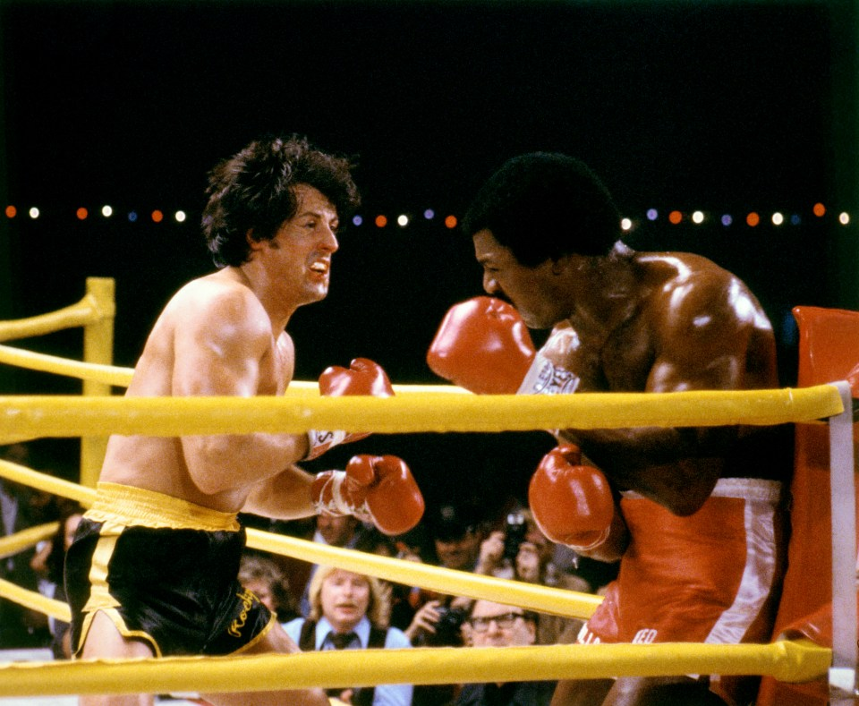 Rocky Balboa could get by on the screen, but Duran yelled at him from the camera