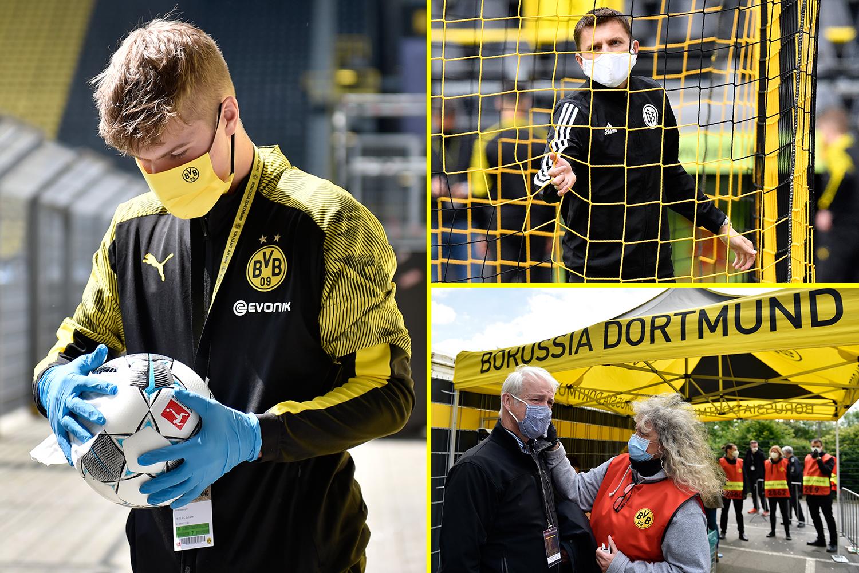 Borussia Dortmund vs Schalke LIVE commentary: Confirmed team news, kick-off time and coverage as Bundesliga thumbnail