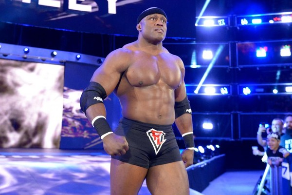 Bobby Lashley is 44 but he looks gorgeous