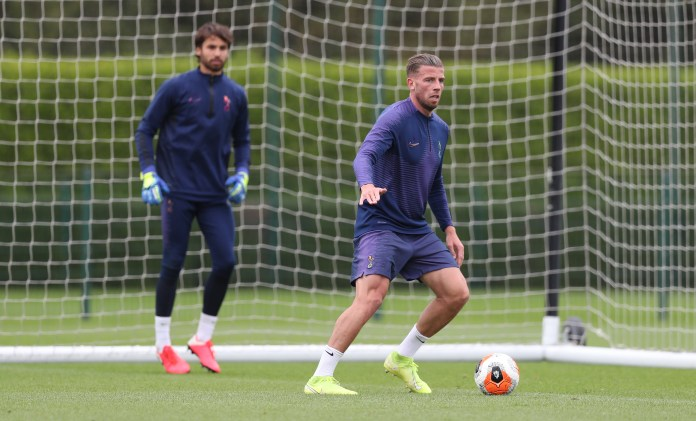 Alderweireld, who has been with Spurs since 2015, says Tottenham are ready for the Premier League's return having maintained a tough training schedule over the past three months