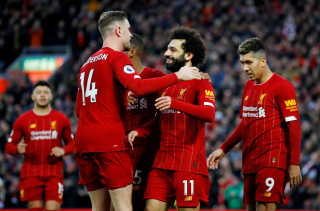 Should Man City lose to Arsenal, Liverpool could clinch the Premier League title at Goodison