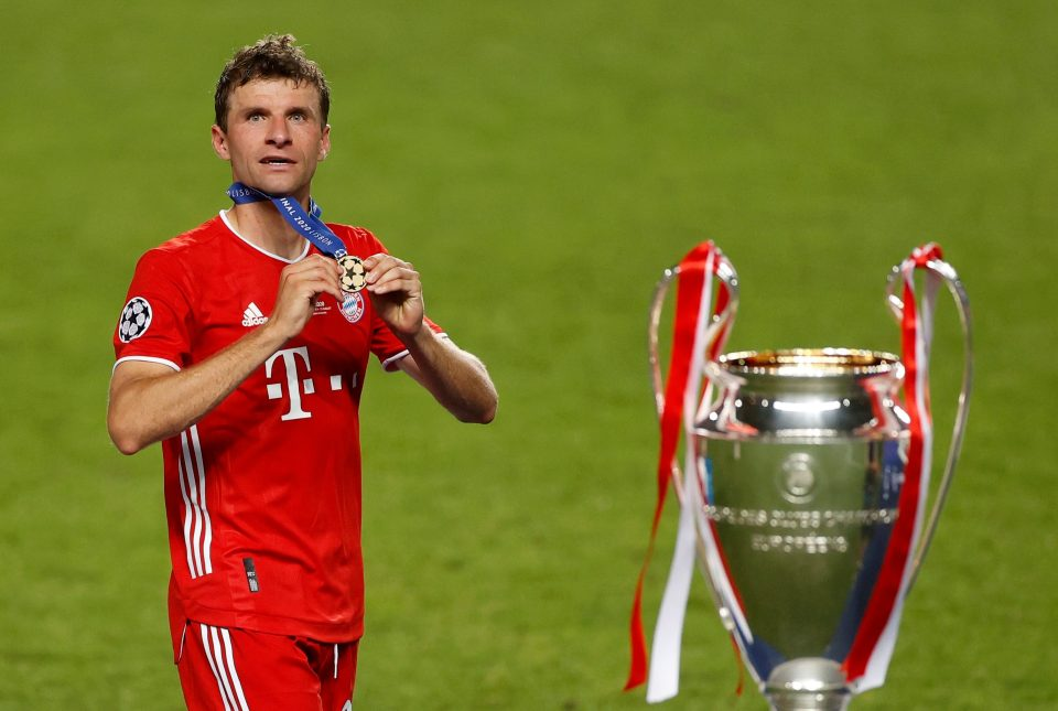 Bayern Munich are a club that did not support the new European Super League
