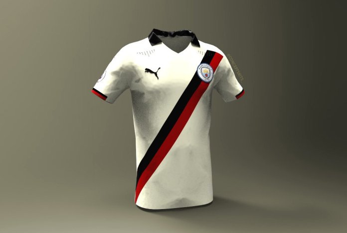 This alternative Puma kit went much better with the fans