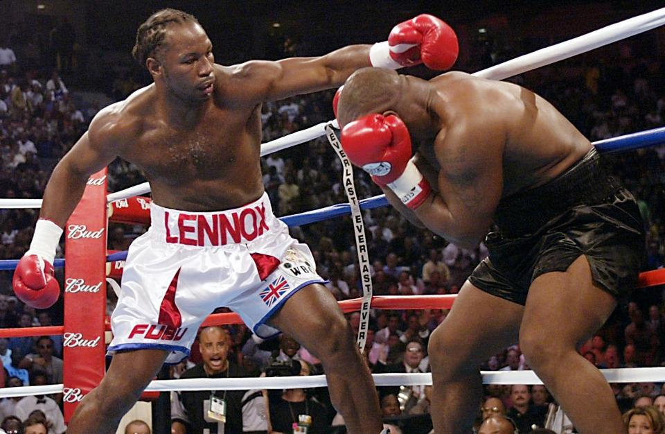 Lewis is the last undisputed heavyweight champion