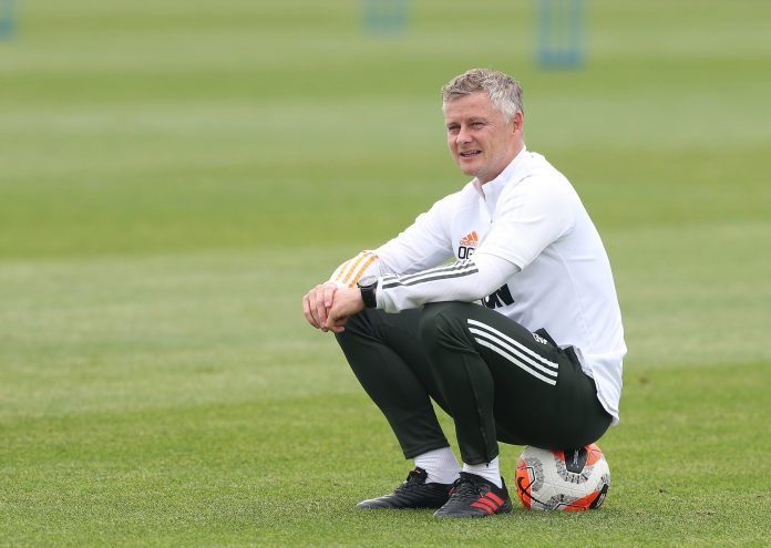Manchester United boss Ole Gunnar Solskjaer will be nervous ahead of the final day with his side desperate for Champions League glory