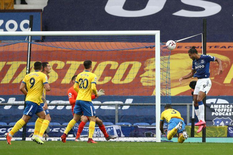 Dominic Calvert-Lewin has scored six Premier League goals in four games this season
