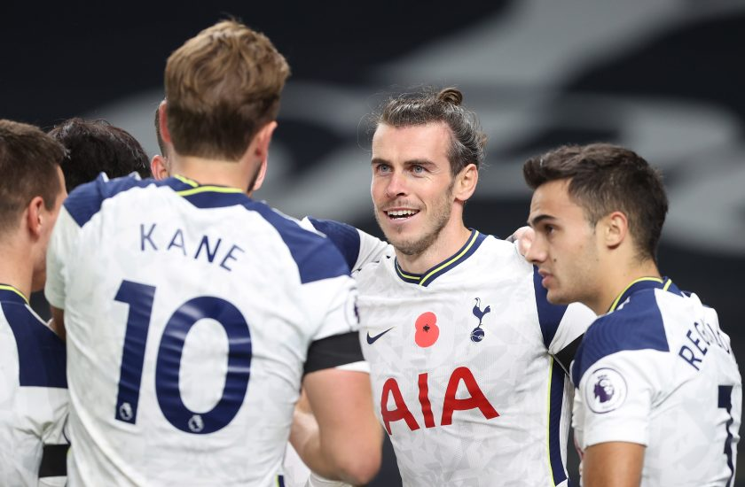Bale could be a completely different man if he gets more time alongside Kane and Son