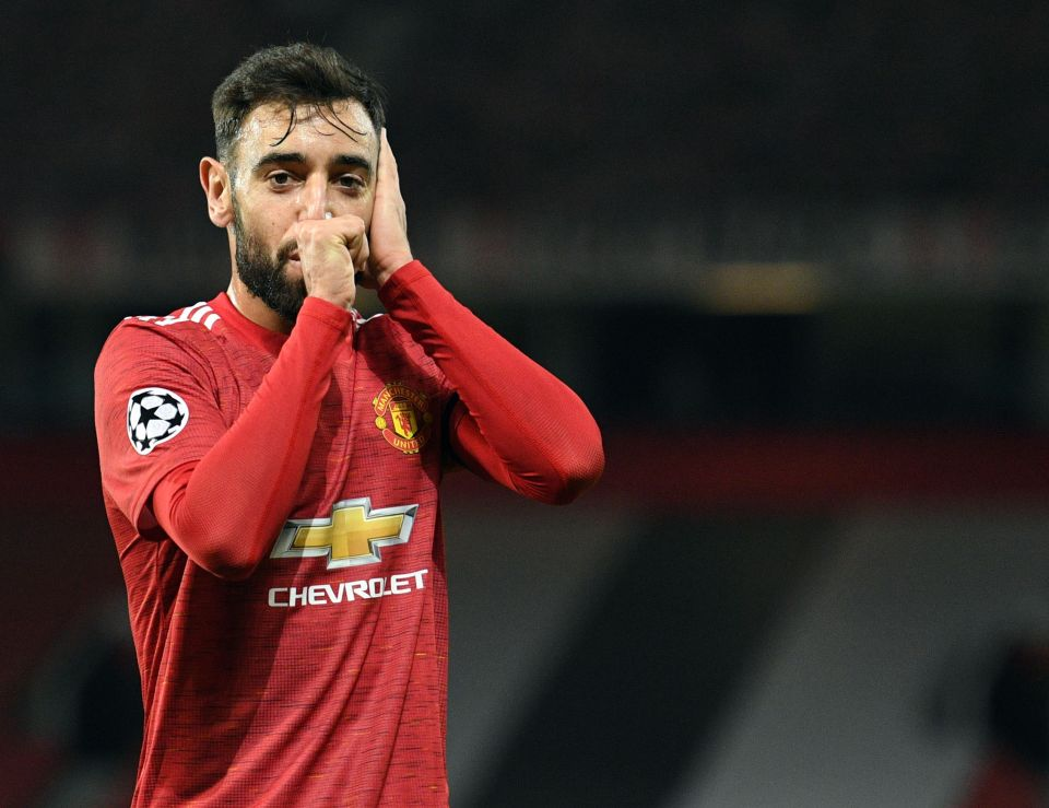 Fernandes' arrival at the club last January pushed Lingard further down the pecking order