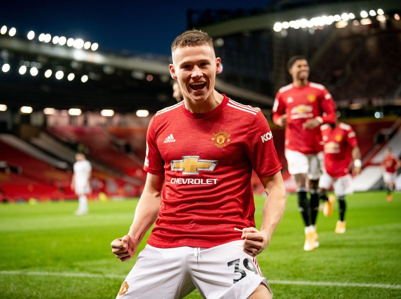 Scott McTominay hailed as 'physical monster' and likened to Manchester  United legends as Roy Keane says he even likes his haircut!