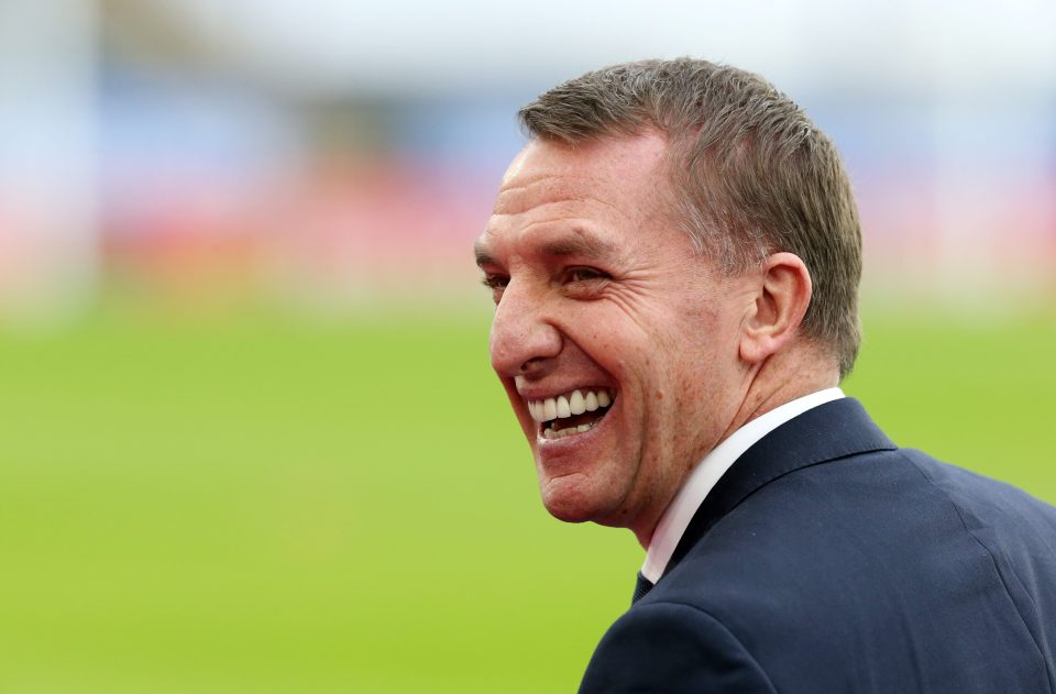 Rodgers has done a remarkable job at Leicester