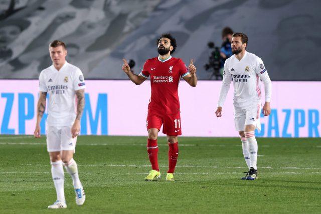 Salah's away goal keeps Liverpool's hopes alive
