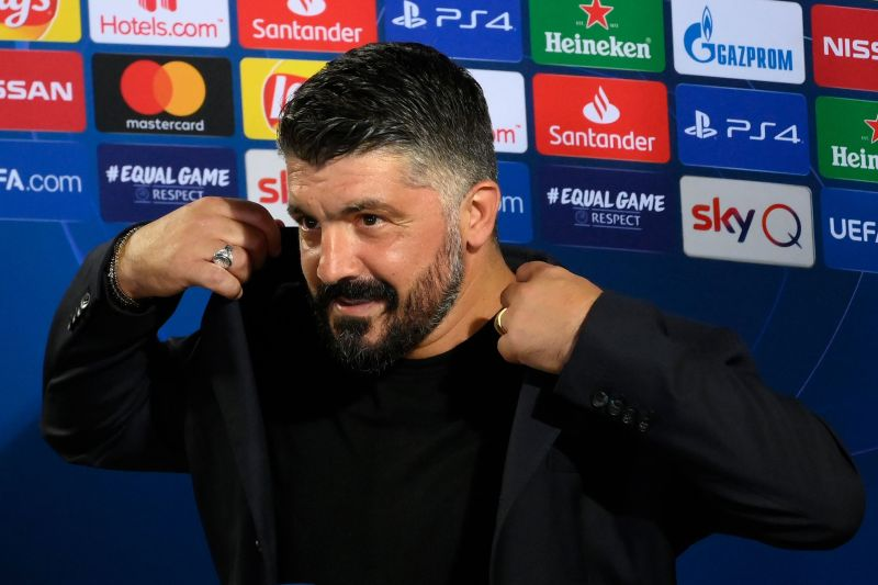 Gattuso is one of football's most famous hot heads