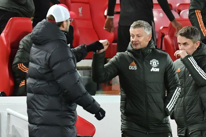 Ole Gunnar Solskjaer is likely to be happy with the point