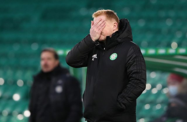 Neil Lennon's time is up at Celtic