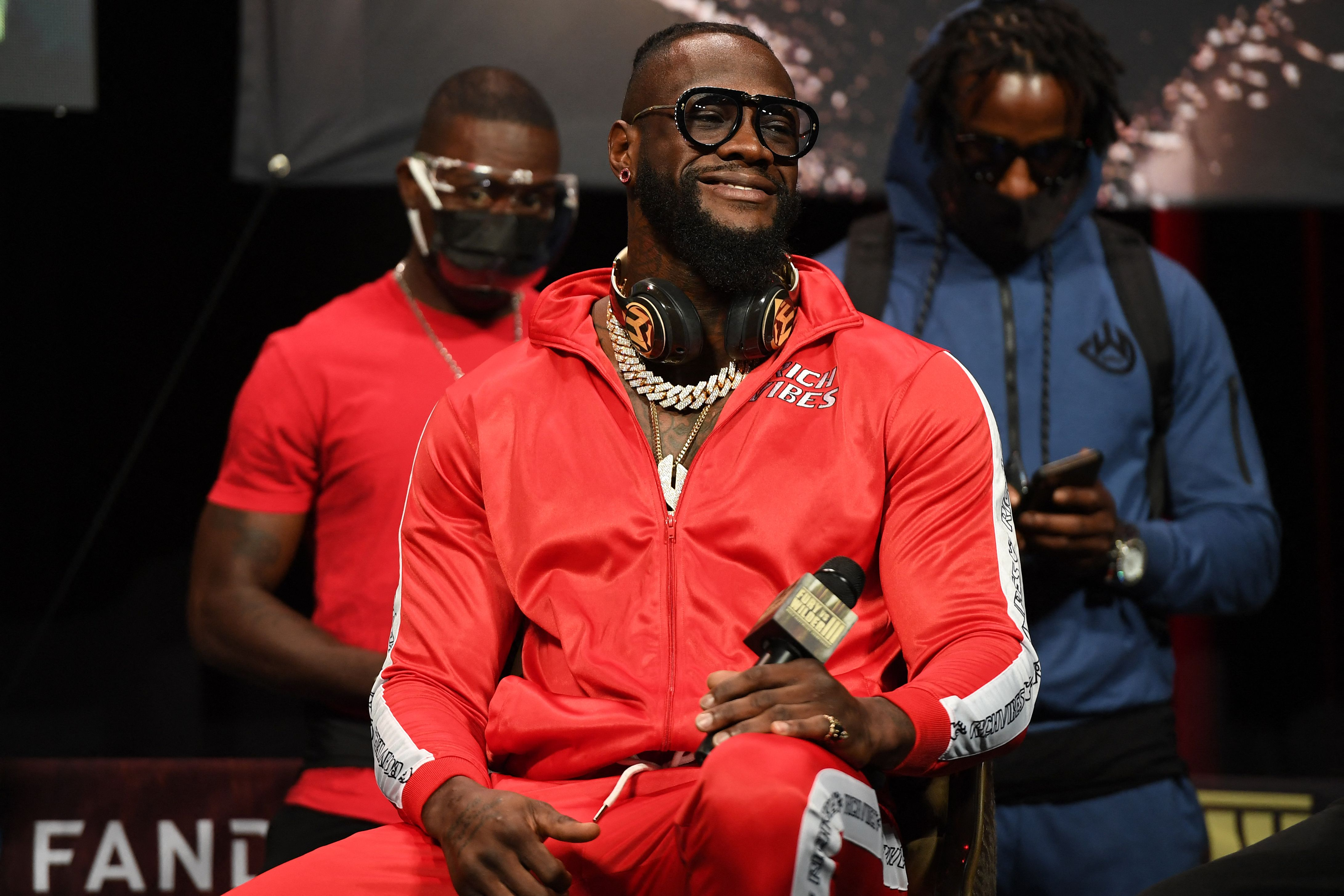 Wilder stood by his cheating allegations