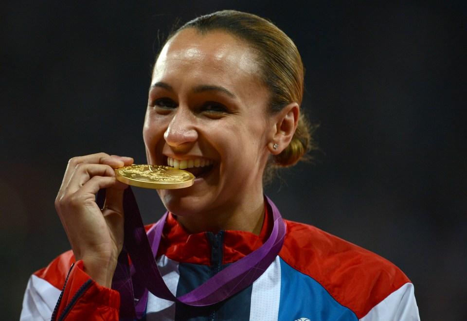 Jessica Ennis-Hill won heptathlon gold on an extraordinary Saturday at the London 2012 Olympics