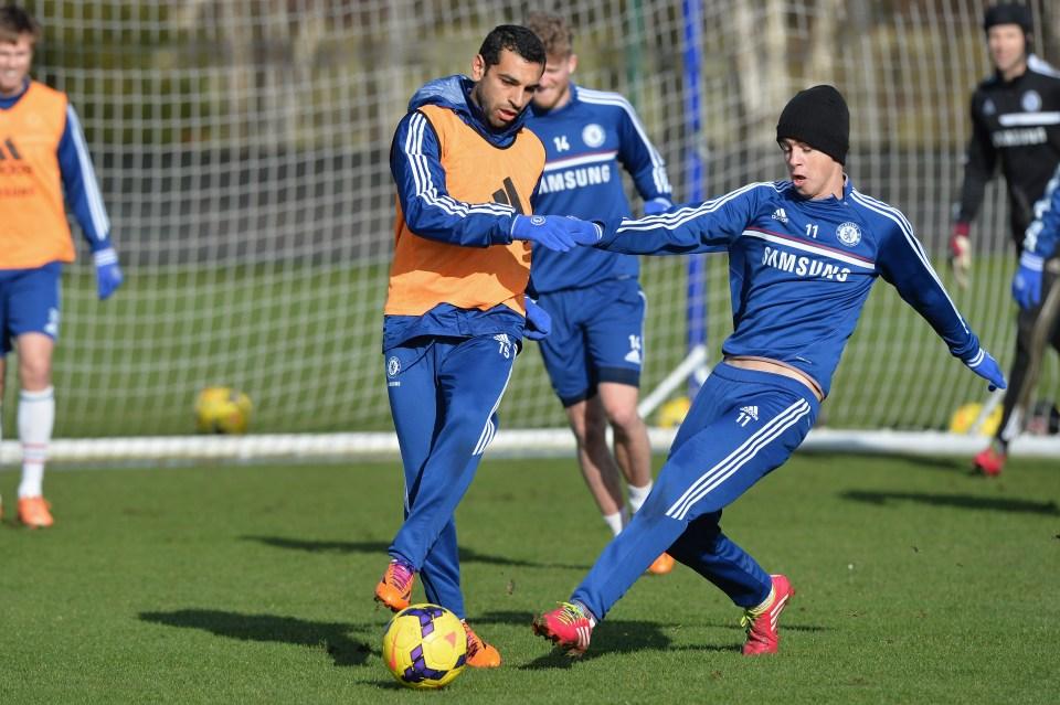Oscar says Salah's confidence has been 'damaged' at Chelsea