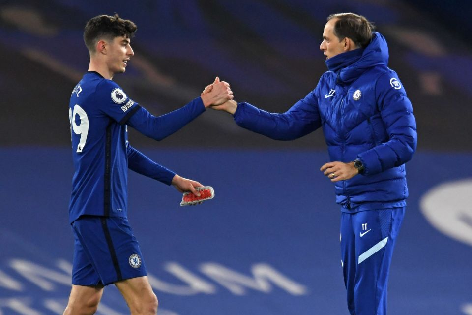 Tuchel has been praised for transforming Chelsea and not only for improving his defensive record but also for listening to his fellow Germans at Stamford Bridge.
