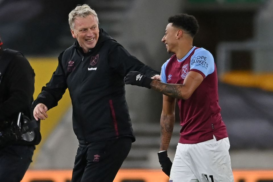 Ex-Man United boss Moyes makes the most of Lingard