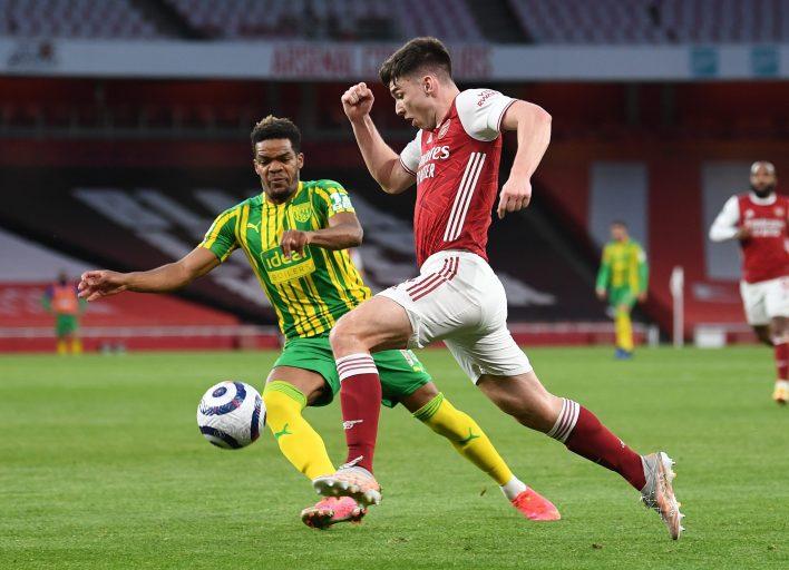Tierney, Arsenal'de taraftarların favorisi oldu