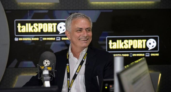 Mourinho, talkSPORT'un Euro 2020 ekibinin bir parçası ve Grealish'in yetenekleri hakkında parlıyor