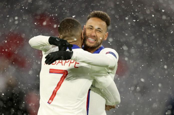 Neymar e Mbappe são dois dos melhores jogadores do mundo - agora imagine Messi com eles…