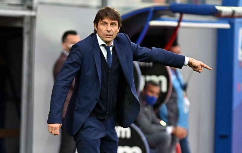 Conte guided Inter back to the summit of Italian football before abruptly leaving