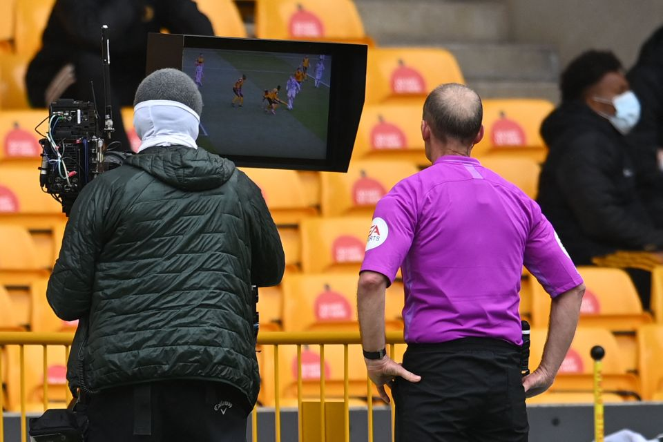 VAR was heavily criticised throughout the 2020/21 Premier League season