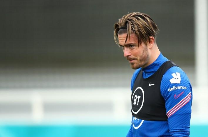 Grealish sıkı antrenman yapıyor ve İngiltere için Euro 2020'ye başlamak için can atıyor