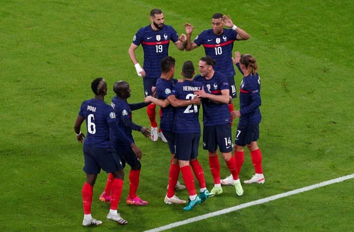 Fransa 2000'den bu yana ilk Avrupa Şampiyonasını kazanmak istiyor