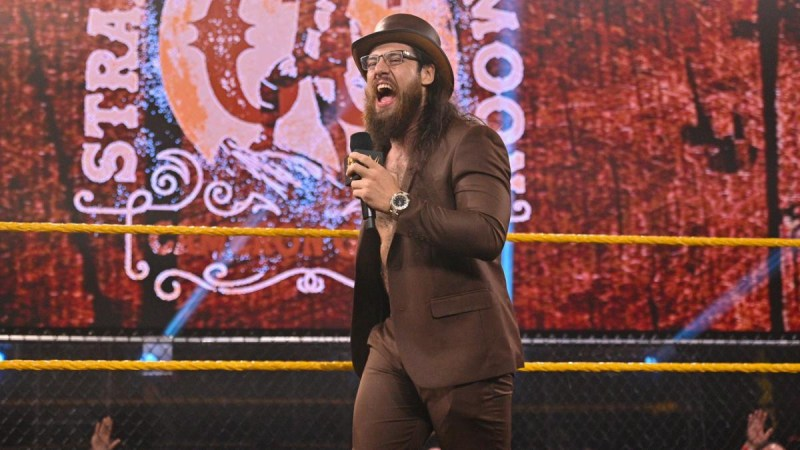Cameron Grimes is one of the best characters in WWE right now