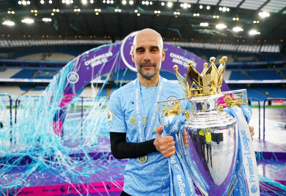 Pep Guardiola to aim for another Community Shield after winning Premier League