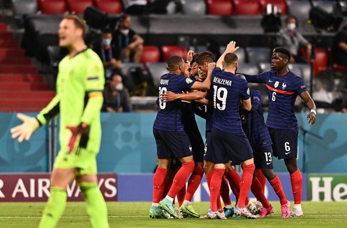 Fransa, EURO 2020 ilk maçında Almanya'yı mağlup etti
