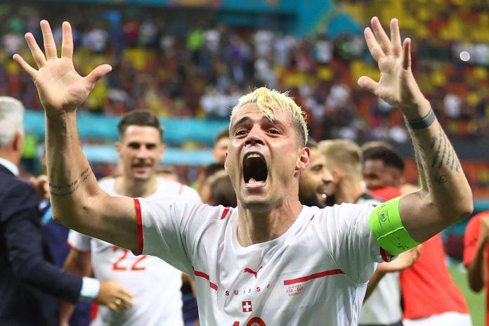 Xhaka se juntou ao Arsenal após a Euro 2016. Será que suas façanhas na Euro 2020 irão encorajá-los a mantê-lo?